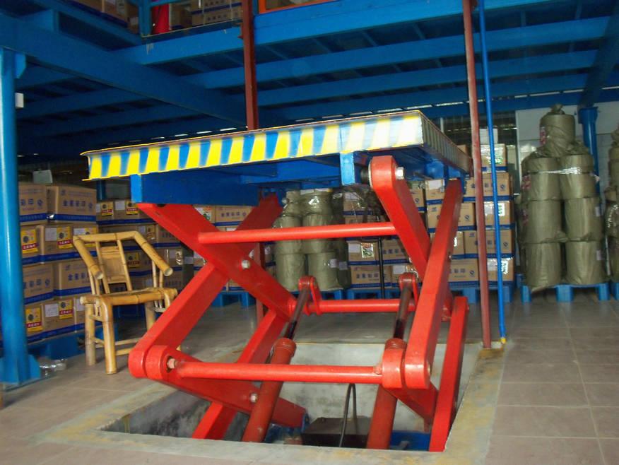 液压升降机成都地区厂家定制