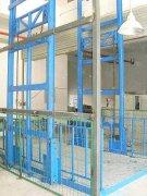 导轨式货梯直销 厂房车间专用液压升降货梯