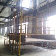导轨式升降机厂家 固定式液压升降货梯