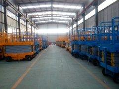 成都4-18米移动式升降机平台车厂家直销